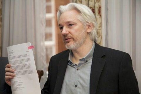 Assange Covid-19