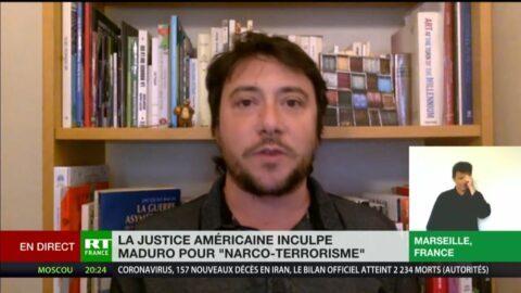 Nicolas Maduro inculpé de narco-terrorisme par la justice américaine