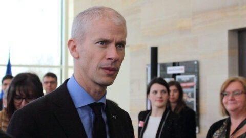 Coronavirus: le ministre de la culture Franck Riester contaminé