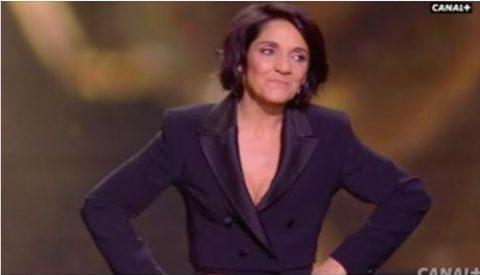 Cérémonie des Césars : le critique de cinéma Blumenfeld voit dans la prestation de Foresti une forme de nazisme