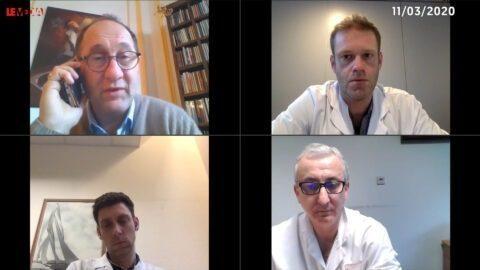 « On rentre dans une médecine de catastrophe » : quand des médecins discutent entre eux du coronavirus