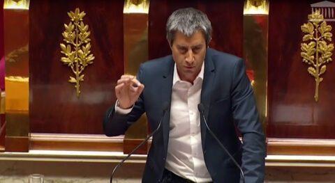 Pour François Ruffin, «nous devons exiger la dissolution de l'assemblée nationale»