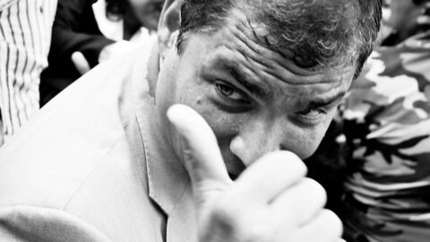 Equateur : condamné à huit ans de prison par contumace, l'ancien président Correa dénonce un «show»