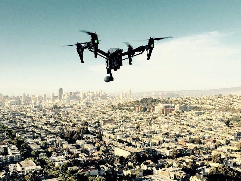 drones castaner