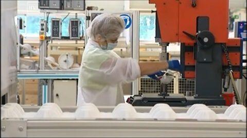 Comment l'État a laissé tomber son usine de production de masques, l'une des plus importantes au monde