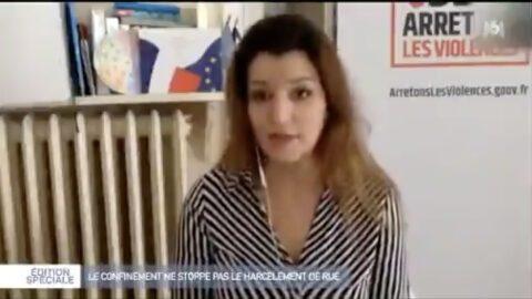 """Marlène Schiappa prévient : """"Le harcèlement de rue reste évidemment interdit pendant le confinement"""""""