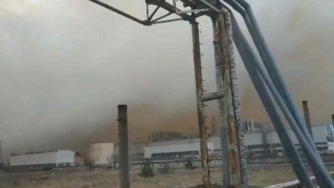 Tchernobyl: l'immense feu de forêt se rapproche de la centrale nucléaire