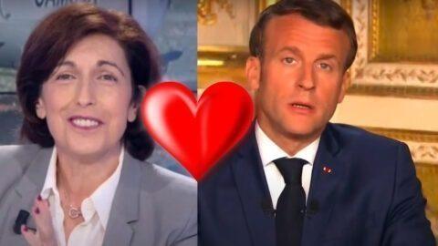 Surprise : BFMTV tombe sous le charme du discours d'Emmanuel Macron ❤️