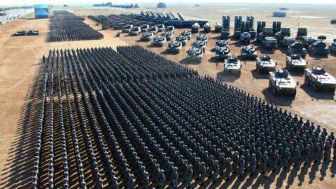 Un rapport confidentiel conseille à la Chine d'envisager une guerre