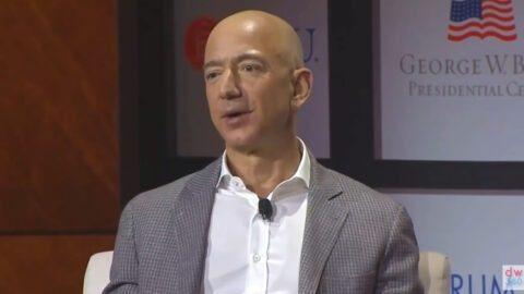Avec 1.000 milliards de dollars, Jeff Bezos pourrait devenir le premier trillionnaire de l'Histoire