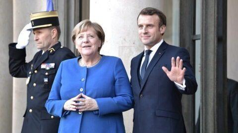 COVID-19 : Macron, Merkel et des dirigeants européens lancent un appel international aux dons