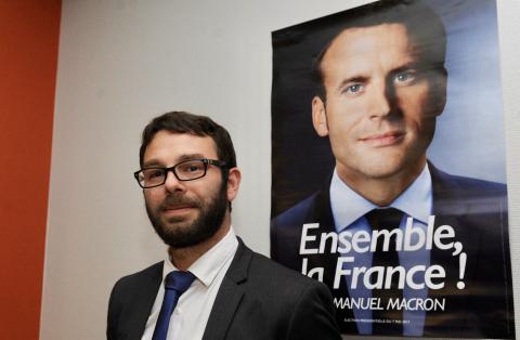 Accusé de harcèlement sexuel, un député LREM toujours soutenu par Marlène Schiappa