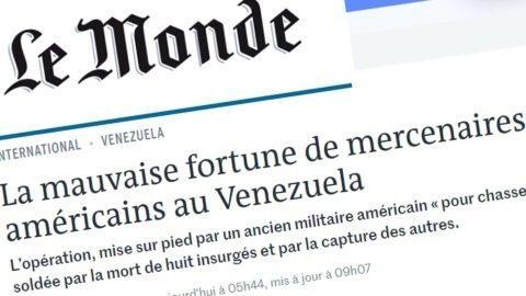 Venezuela: l'incroyable complaisance des grands médias français envers l'impérialisme américain