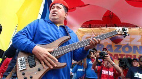 Les USA ont financé des groupes de rock pour capter la jeunesse vénézuélienne