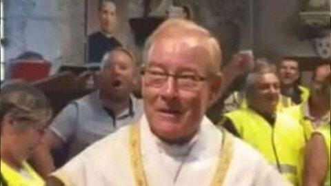 « L'abbé des gilets jaunes » vient d'être renvoyé par l'Eglise