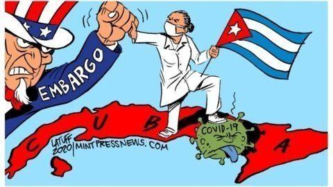 Trump accable Cuba de sanctions pendant que l'île combat le Covid-19 dans le monde