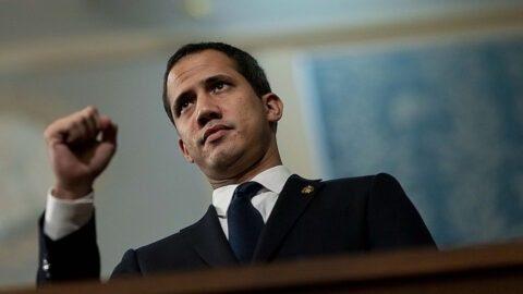 Paris dément la présence de Juan Guaido dans son ambassade de France à Caracas