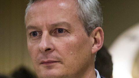 Le Maire annonce un nouveau budget de crise de 460 milliards d'euros