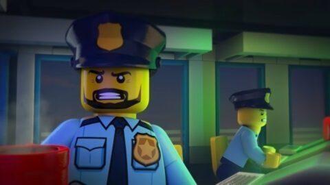Lego va cesser la promotion de ses figurines policières