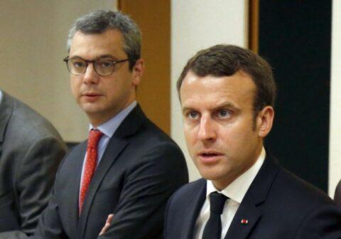 Emmanuel Macron Alexis Kohler