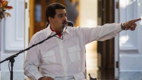Maduro renvoie l'ambassadrice de l'Union européenne à Caracas