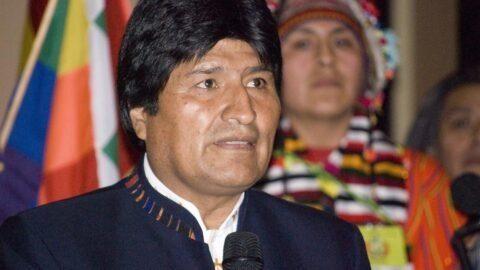 La dictature de facto tente d'interdire le parti d'Evo Morales