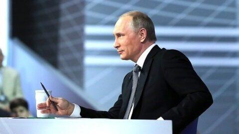 Face à la crise, Poutine augmente de deux points l'imposition des salaires les plus élevés