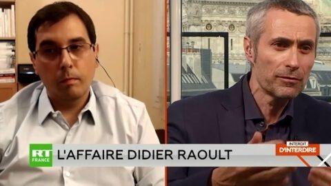 L'affaire Raoult : le débat