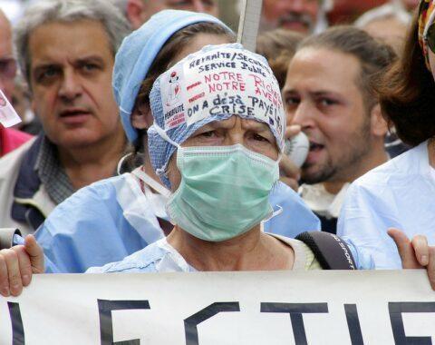 Arnaque du « Ségur de la Santé » : pas d'embauche massive de soignants