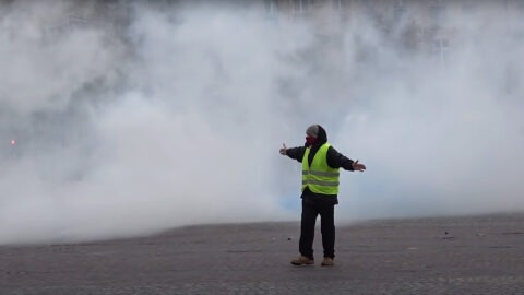 « La dangerosité du gaz lacrymogène CS est sous-estimée »