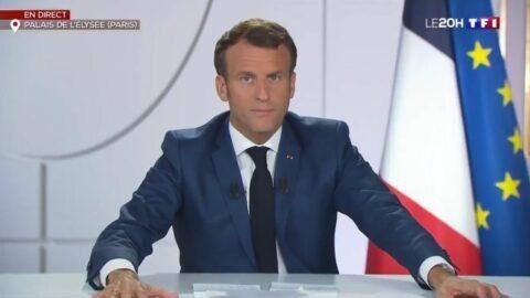 Pour Macron ce n'est pas au contribuable de payer des masques pour le contribuable…