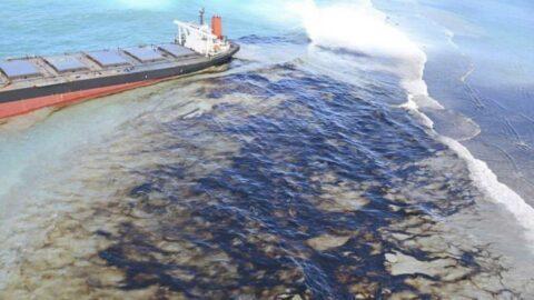 Cargo échoué à Maurice : une catastrophe écologique à l'horizon