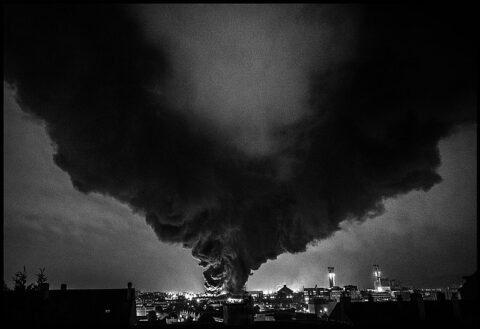 Incendie de Lubrizol à Rouen : lancement d'une vaste enquête épidémiologique
