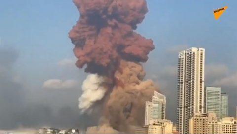 Beyrouth : près de la moitié de la ville est détruite ou endommagée