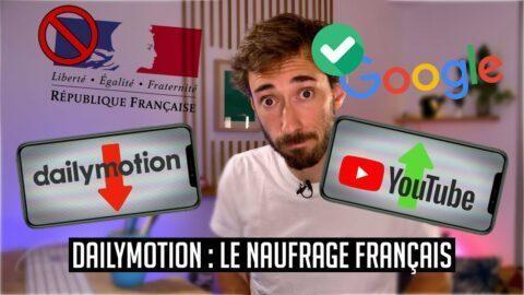 Comment Dailymotion a perdu la guerre contre YouTube – Une dose de curiosité #5